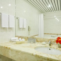 Marins Park Hotel Sochi 4* Люкс студио с различными типами кроватей фото 12