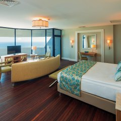 Отель Titanic Beach Lara - All Inclusive комната для гостей фото 4