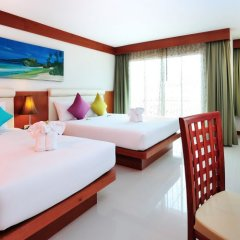 Отель Baumancasa Beach Resort 3* Стандартный номер с различными типами кроватей
