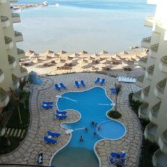 Magic Beach Hotel Hurghada бассейн