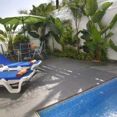 Отель Casa Bianca Кипр, Протарас - отзывы, цены и фото номеров - забронировать отель Casa Bianca онлайн бассейн