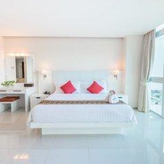 Andaman Beach Suites Hotel 4* Люкс повышенной комфортности разные типы кроватей