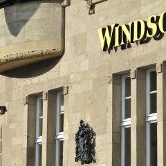 Отель Windsor Германия, Дюссельдорф - отзывы, цены и фото номеров - забронировать отель Windsor онлайн ванная