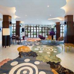 Отель Sofitel Singapore Sentosa Resort & Spa интерьер отеля