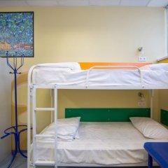 Хостел Аква Кровать в общем номере
