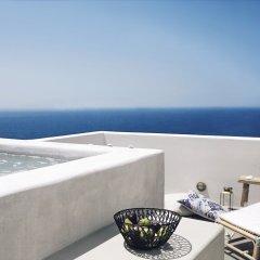 Отель Santo Maris Oia, Luxury Suites & Spa 5* Полулюкс с различными типами кроватей фото 13