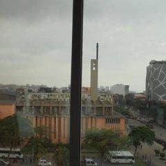 Loanda Hotel балкон