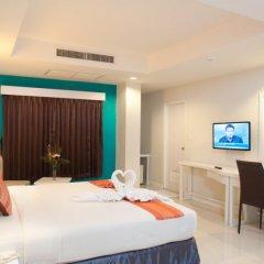 VC Hotel комната для гостей фото 6