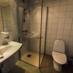 Отель Urban House Copenhagen by MEININGER Дания, Копенгаген - - забронировать отель Urban House Copenhagen by MEININGER, цены и фото номеров ванная