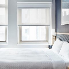 Radisson Hotel New York Wall Street 4* Номер категории Премиум с различными типами кроватей