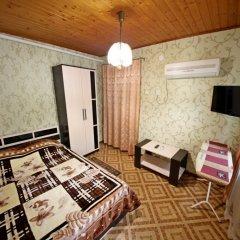 Гостиница на Черноморской Стандартный номер с различными типами кроватей фото 2