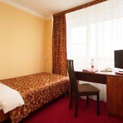 Азимут Отель Астрахань 3* Стандартный номер с различными типами кроватей фото 5