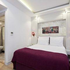 Отель Albinas Old City Стандартный семейный номер разные типы кроватей фото 2