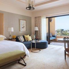 Отель Four Seasons Resort Dubai at Jumeirah Beach 5* Номер Делюкс с различными типами кроватей
