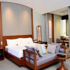 Отель Conrad Maldives Rangali Island 5* Вилла с различными типами кроватей