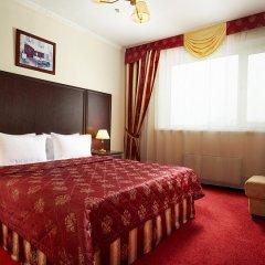 Гостиница Салют 4* Люкс с двуспальной кроватью фото 3