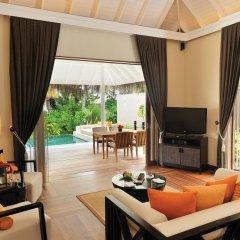 Отель Ayada Maldives 5* Люкс с различными типами кроватей фото 4