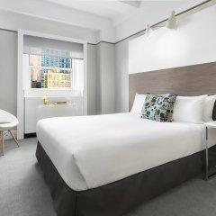 Отель Paramount Times Square 4* Улучшенный номер с различными типами кроватей фото 2