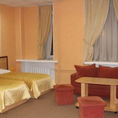 Гостиница Лефортовский Мост комната для гостей фото 3