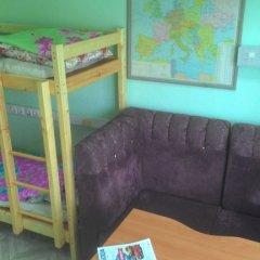 Хостел Транссиб Кровать в общем номере с двухъярусной кроватью фото 4
