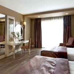 Gural Premier Tekirova Турция, Кемер - 1 отзыв об отеле, цены и фото номеров - забронировать отель Gural Premier Tekirova онлайн комната для гостей фото 7