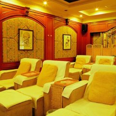Отель Chongqing Hotel Китай, Пекин - отзывы, цены и фото номеров - забронировать отель Chongqing Hotel онлайн интерьер отеля фото 2