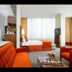 Рэдиссон Блу Шереметьево (Radisson Blu Sheremetyevo Hotel) 5* Представительский номер с различными типами кроватей фото 2