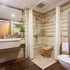Club Hotel Felicia Village - All Inclusive Манавгат ванная фото 2