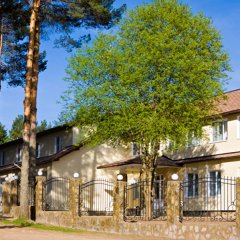 Гостиница Светлица вид на фасад фото 3
