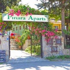 Pinara Resort Турция, Олудениз - отзывы, цены и фото номеров - забронировать отель Pinara Resort онлайн вид на фасад фото 3