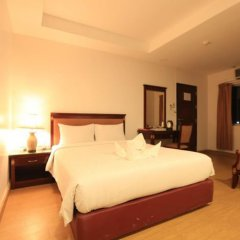 Pattaya Hiso Hotel комната для гостей фото 8