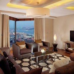 Отель Swissotel The Bosphorus Istanbul 5* Номер Делюкс 2 отдельные кровати