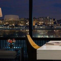 Отель Pullman Tour Eiffel 4* Люкс Trocadero фото 4