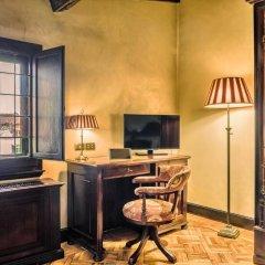 Grand Hotel Baglioni 4* Номер Classic с различными типами кроватей фото 4