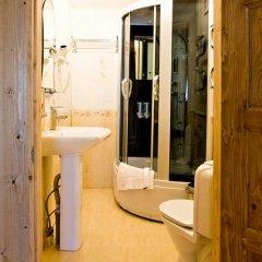 Гостиница Светлица ванная фото 2