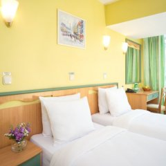 Marins Park Hotel Sochi 4* Стандартный номер 2 отдельные кровати фото 3