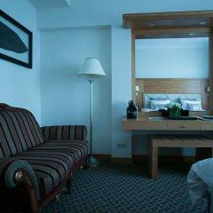 Гостиница Милан 4* Люкс с двуспальной кроватью фото 2