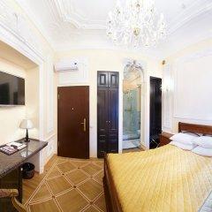 Бутик-Отель Росси 4* Улучшенный номер разные типы кроватей фото 4