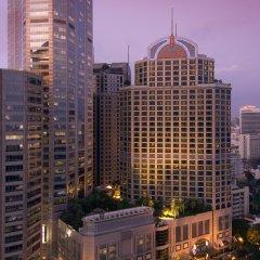 Отель Conrad Bangkok вид на фасад фото 2