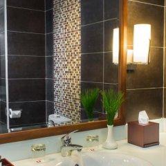 Отель U Sapa Hotel Вьетнам, Шапа - отзывы, цены и фото номеров - забронировать отель U Sapa Hotel онлайн ванная фото 3