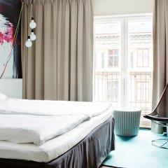 Comfort Hotel Vesterbro 3* Стандартный номер с различными типами кроватей