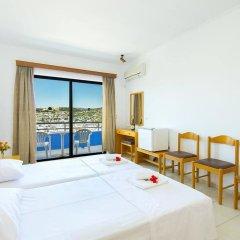 Отель Afandou Sky Афанду комната для гостей фото 2