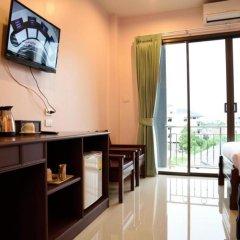 Отель Krabi Phetpailin Hotel Таиланд, Краби - отзывы, цены и фото номеров - забронировать отель Krabi Phetpailin Hotel онлайн удобства в номере фото 2