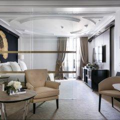 Отель Gran Melia Palacio De Los Duques 5* Люкс с двумя спальнями с различными типами кроватей