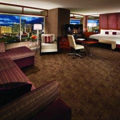 Отель SKYLOFTS at MGM Grand 4* Люкс Tower Spa с различными типами кроватей