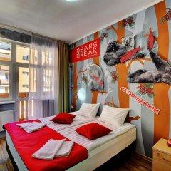 AYS Design Hotel Роза Хутор Номер Комфорт с двуспальной кроватью