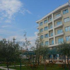 Dikelya Hotel Турция, Дикили - отзывы, цены и фото номеров - забронировать отель Dikelya Hotel онлайн вид на фасад
