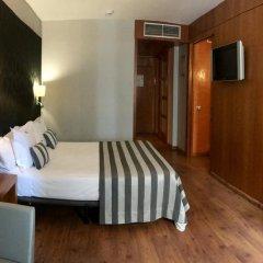 Отель Regente Aragón 4* Стандартный номер с различными типами кроватей фото 3