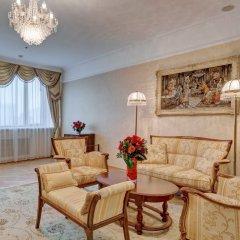 Гостиница Бородино 4* Президентский люкс с различными типами кроватей фото 3