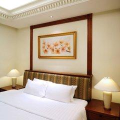 Отель Pantip Suites Sathorn Таиланд, Бангкок - 1 отзыв об отеле, цены и фото номеров - забронировать отель Pantip Suites Sathorn онлайн комната для гостей фото 3